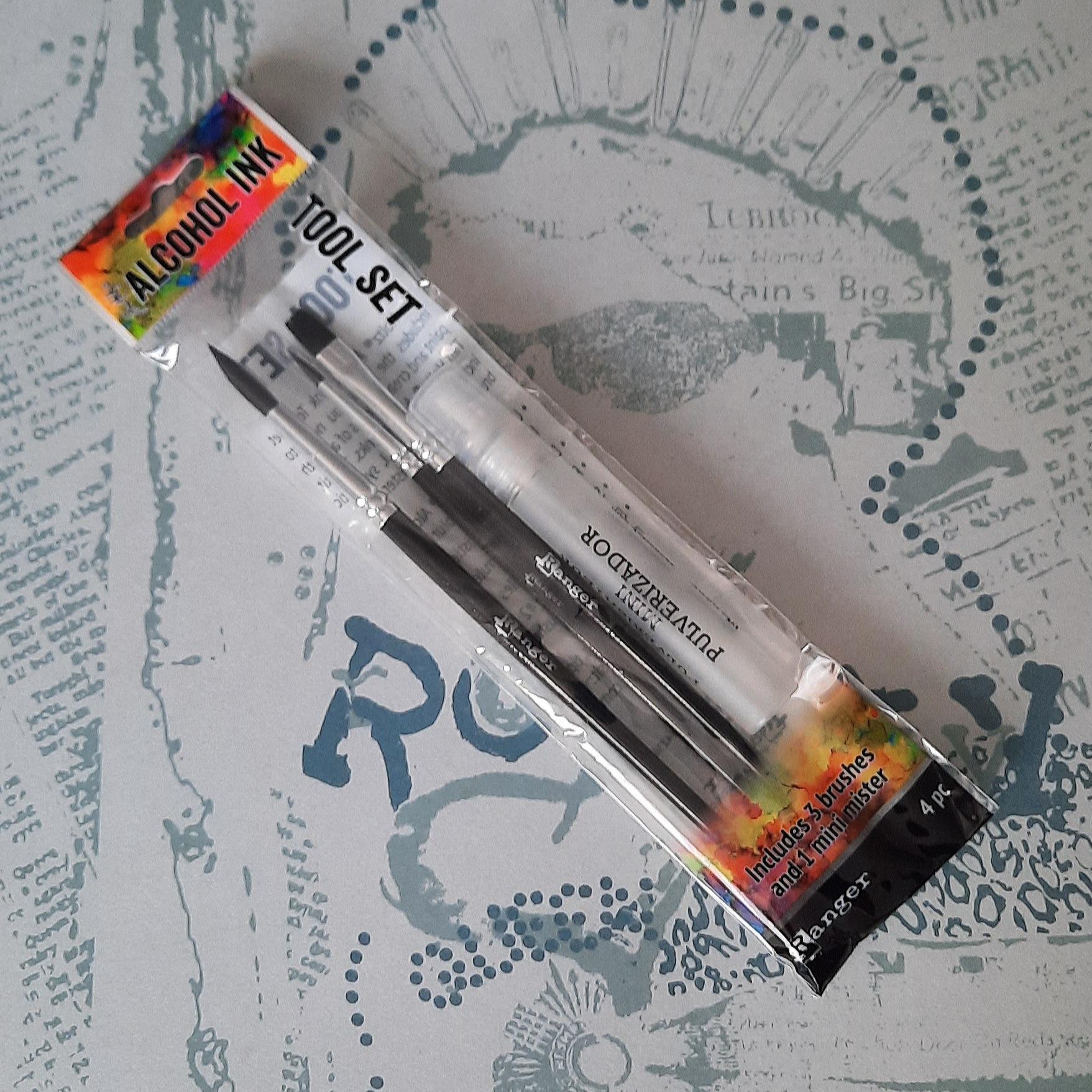 Tim Holtz Alcohol Ink Tool Kit