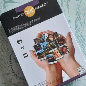 MAMBI Fun Photo Shrinks Kit