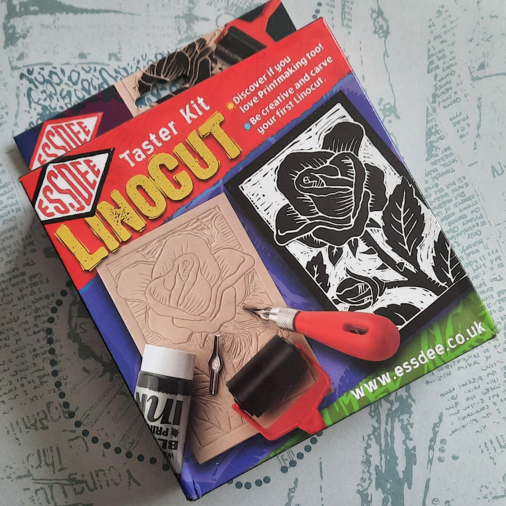 Linocut Taster KIt