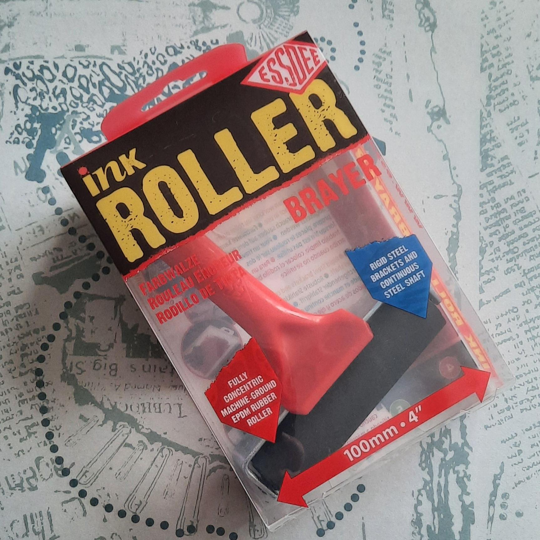 Lino Ink Roller 100mm (4 inch)