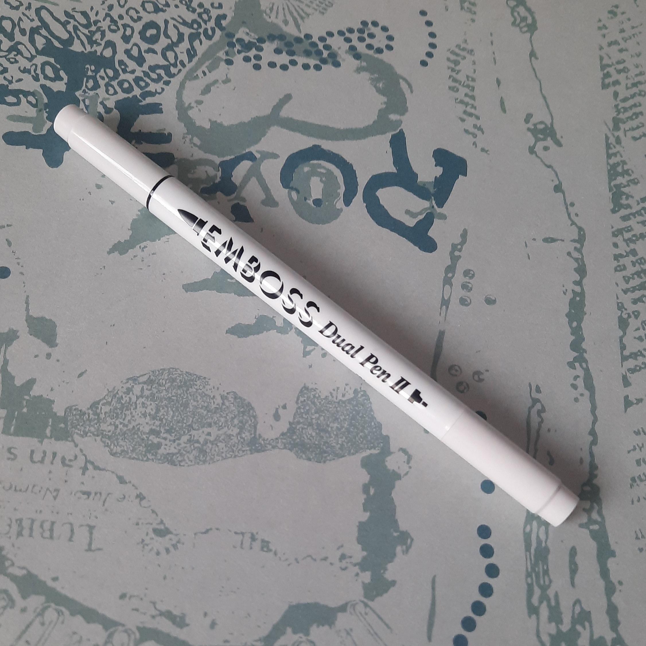 Emboss Dual Pen II