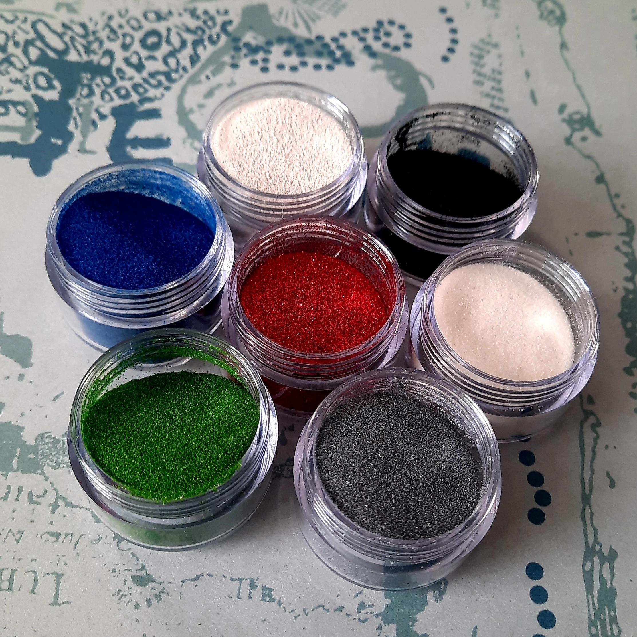 Sweet Dixie Embossing Powders