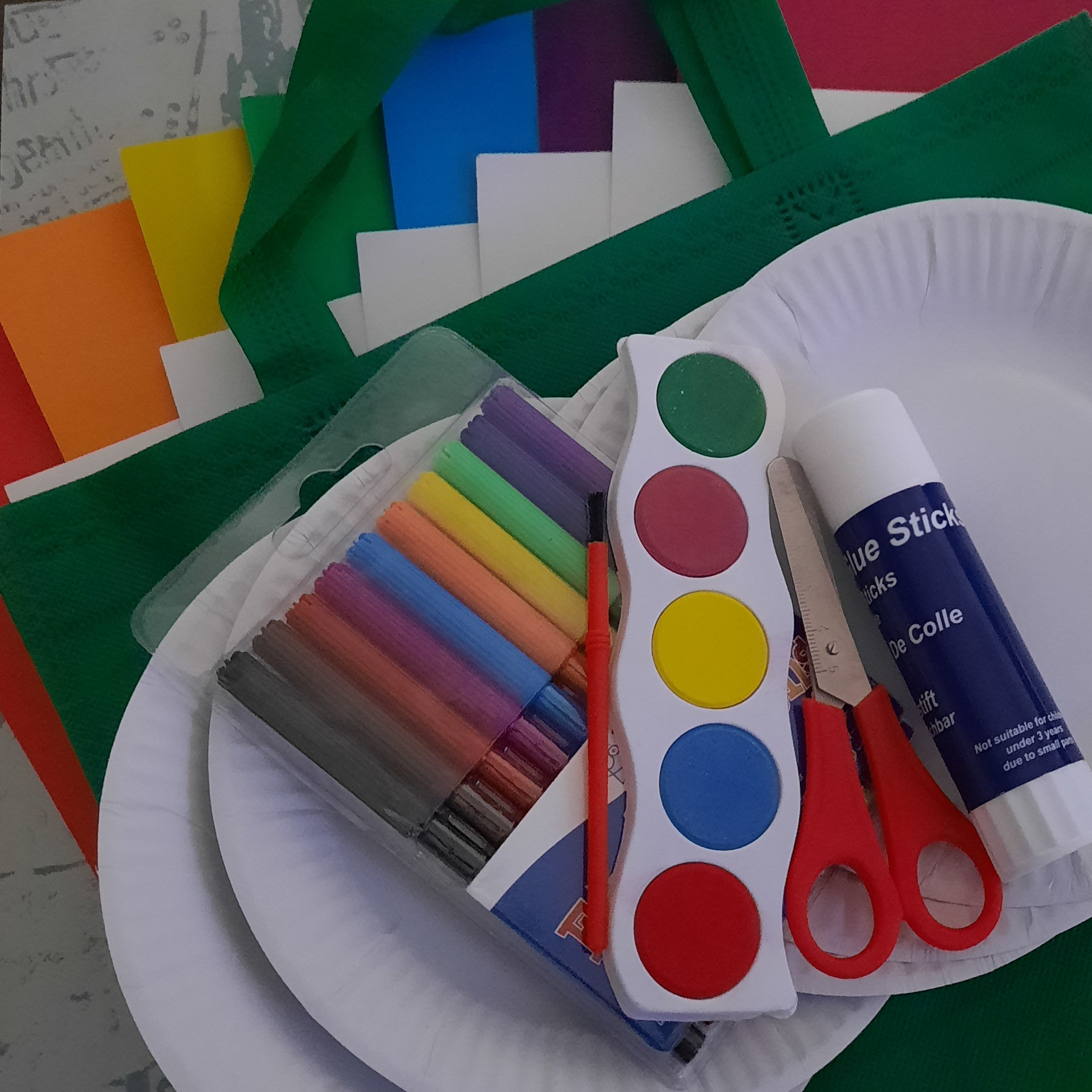 Kids art pack