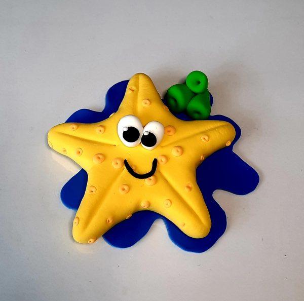 Starfish clay kit
