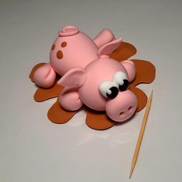 Clay kit Pig
