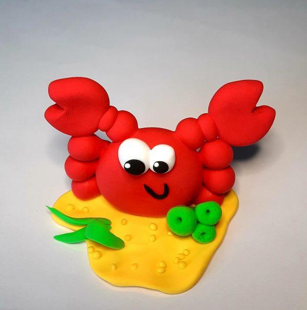 Clay crab kit