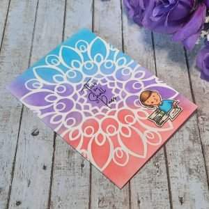 Handcrafted Card - This too Shall Pass