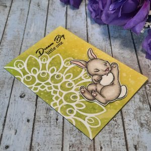 Handcrafted Card - Dream Big Little One