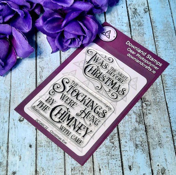 Download Crafts Christmas Eve Stamp Set